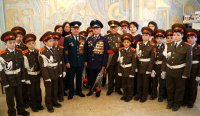 КЧРДБ Встреча с ветеранами Великой Отечественной войны Праздник со слезами на глазах