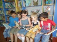 Подари детскую книгу библиотеке