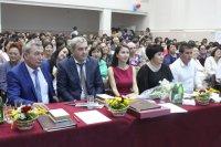 Встреча и.о. Министра культуры Мадины Гоговой с работниками культуры Ногайского района.