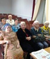 В библиотеке для незрячих и слабовидящих прошел вечер памяти и скорби об оккупации Кавказа в годы Великой Отечественной войны.