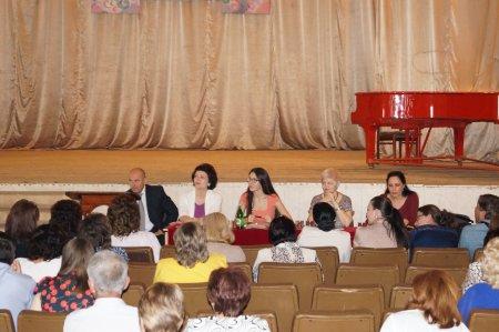 Совещание руководителей детских школ искусств Карачаево-Черкесской республики.