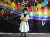 День республики в ауле Кумыш