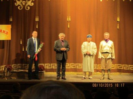 Карачаевский драматический театр им. Ш.М. Алиев провел 10-дневный гастрольный тур в Республике Дагестан