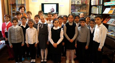 Детские библиотеки Карачаево-Черкесии поддержали III Межрегиональную акцию «День лермонтовской поэзии в библиотеке»